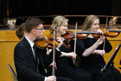 Orchestra Chapel Fall 2019