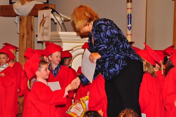 05-25-17 NEWS St. John Lutheran Preschool Graduation