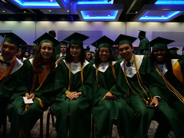 2018 Lake Ridge High School Graduation