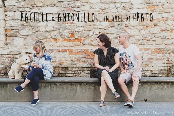 Servizio fotografico prematrimoniale a Prato