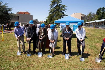 COA Liberal Arts Building GROUNDBREAKING