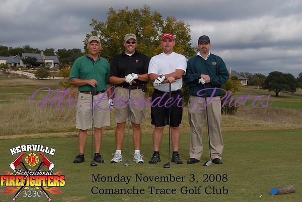 Team Photos 6th Annual 911 Memorial GOlf Tournament November 3, 2008