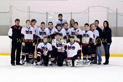 2011/02/20, Southpointe, Bantam 1, Detroit Motown Cup, Championship Game