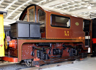 National Railway Museum, Shildon (Locomotion), 2012: Modern traction