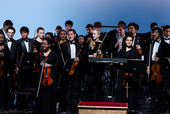Spring 2014 concerts-Seniors