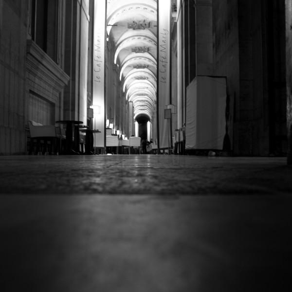 Louvre - III