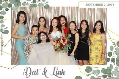 Linh & Dat's Wedding 9/2/18