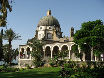 Day 6 - Sea of Gallilee, Jesue Boast, Capernaum, Church of the Annunciation