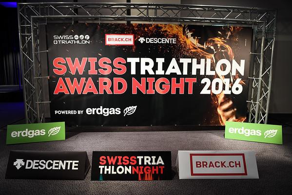 Swiss Triathlon Award Night 2016