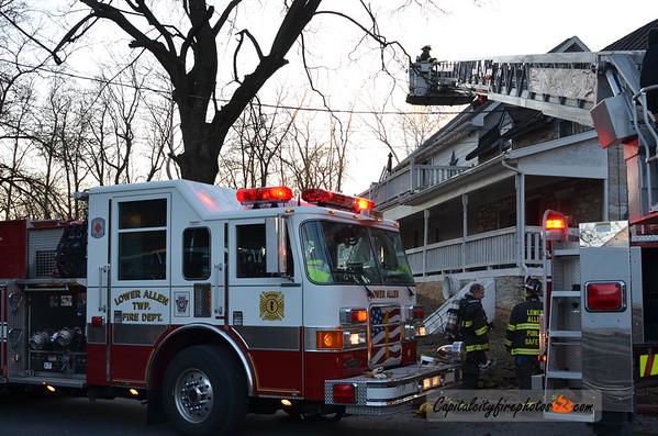 3/11/18 - Lower Allen Township, PA - St John's Rd