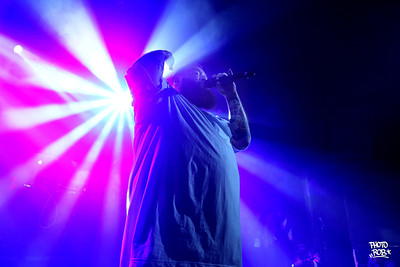 Action Bronson & Party Supplies - Blue Chips 2 Irving Plaza 1/12/14