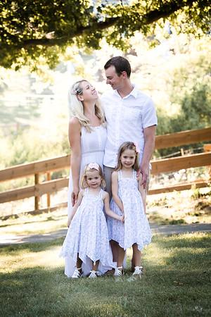 Holly & Rob Family 2020