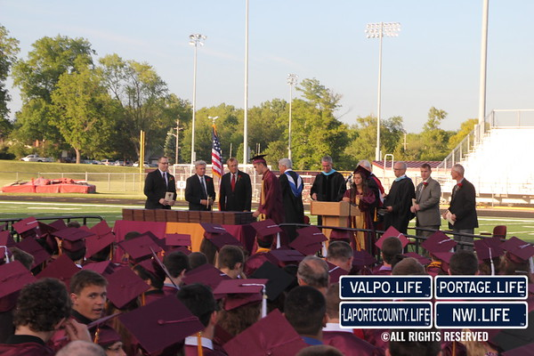 Chesterton High School Graduation 2014