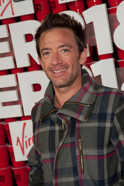 WESTWOOD, CA - FEBRUARY 21: Actor David Faustino attends Relativity Media's '21 and Over' premiere at Westwood Village Theatre on Thursday, February 21, 2013 in Westwood, California. (Photo by Tom Sorensen/Moovieboy Pictures)