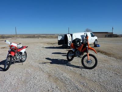 Nov 2009 rides