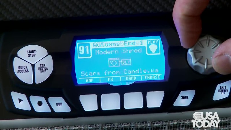 Rockin' Out with the Fender G-DEC3 amp on Talking Tech.mp4