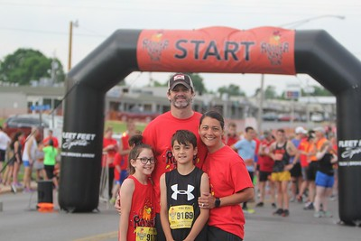 2018 Rooster Days Run