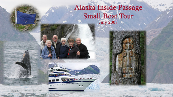 2008 Alaska Boat Tour