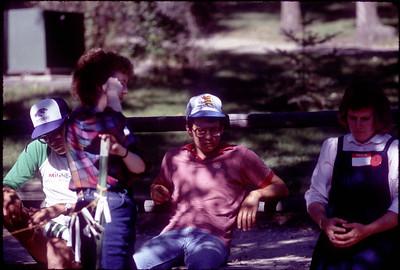 1986 August Staff Reunion