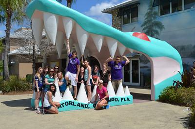 Gatorland Kissimmee FL