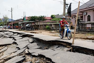 Flood in Kelantan, Malaysia 2015