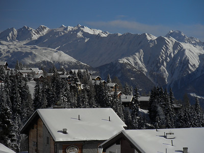 Switzerland December 2010