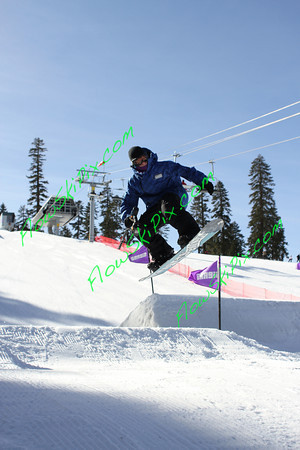 1/28/12 Easy Rider Terrain Park Jumps Action Jack