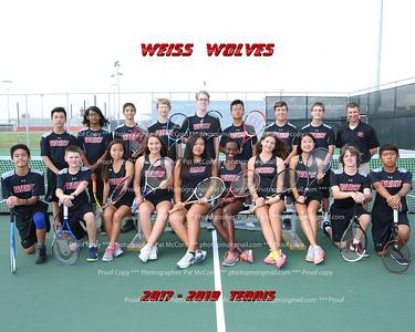 2017 Weiss Tennis