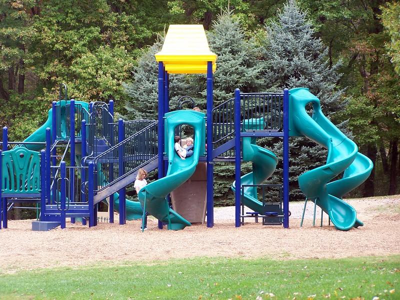 Blue Spruce Park Playground