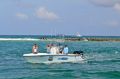 2014 Pompano Beach Saltwater Shootout - Afternoon Check In