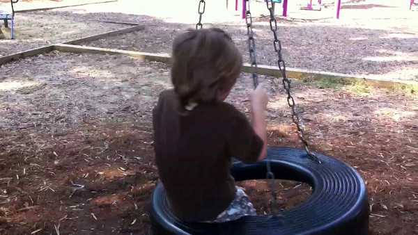 9.18.2010 (P-dogg on swing)