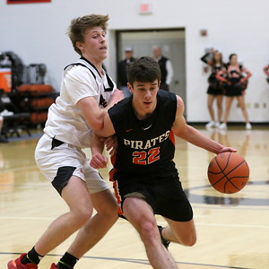 03V Boys Varsity:  Wheelersburg at Oak Hill 2019