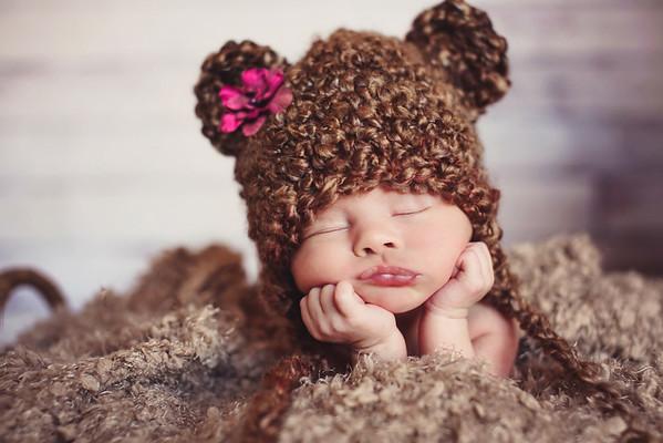 Baby Avery's Newborn Photos
