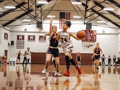 Middle School Girls Basketball 2019-2020
