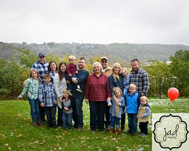Prescott Family 2018