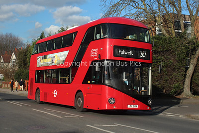 New Routemasters
