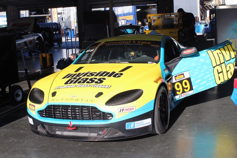 GS Automatic RacingAston Martin Vantage