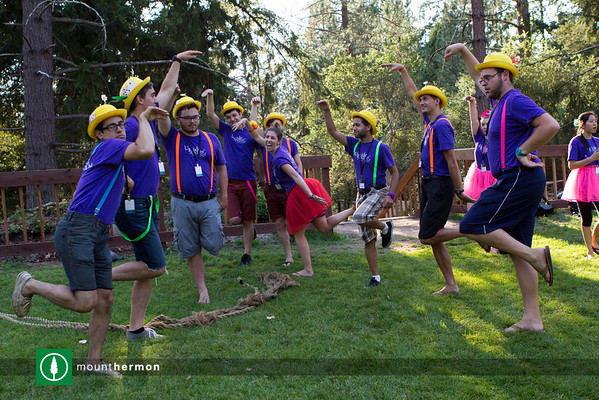 2013 Ponderosa Summer Staff