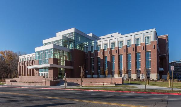 BYU Life Sciences Bldg
