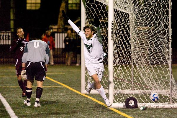 men's soccer - 11/11/07