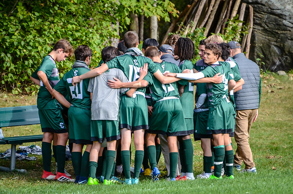 Varsity Soccer vs. Eaglebrook School