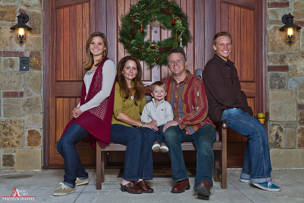 Family Portraits for Smith Family Photos