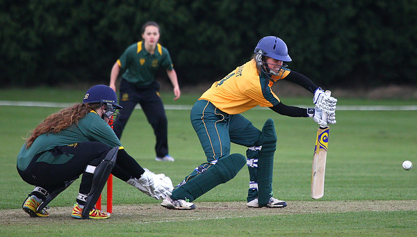 Staffs Women v Notts