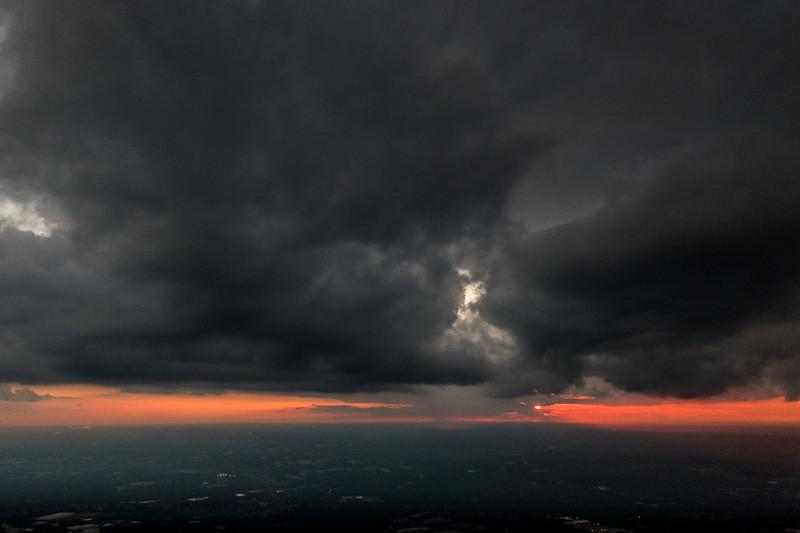 October 3 - Sunset landing over New Jersey.jpg