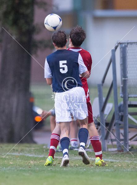 2013-11-20 Soccer Varsity Mens Village School vs St. John's