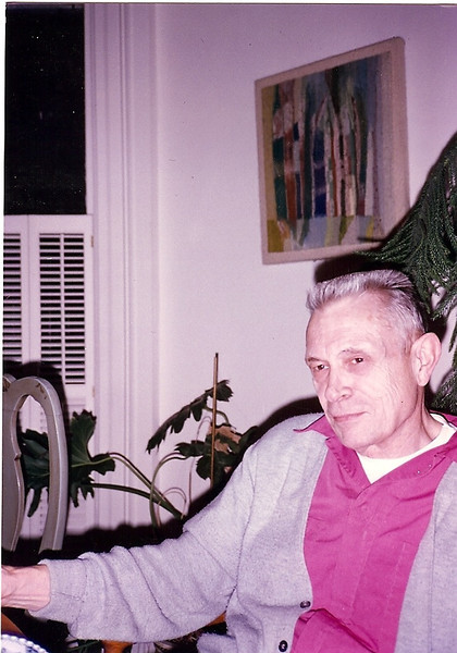 Ed at Mt. Curve 1980