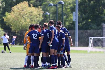 9.2.21 Queens College Men's Soccer vs Dominican College