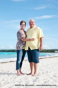 Mayer Family | Vacation Session | Exuma, Bahamas