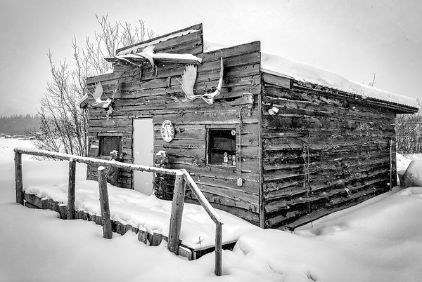 Alaska: The magic of winter