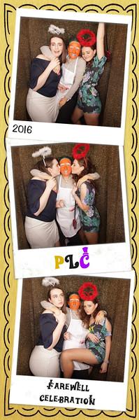 PLC Farewell 2016 Photostrips